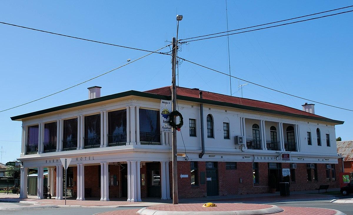 Barham nsw australia