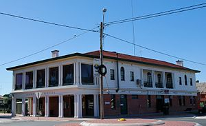 Barham, New South Wales - The Barham Hotel