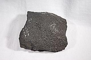 Basaltic andesite