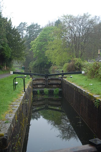 Canal - Small boat canals such as the Basingstoke Canal fuelled the industrial revolution in much of Europe and the United States.