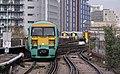 Battersea Park railway station MMB 15 456011 377XXX 377445 442XXX.jpg