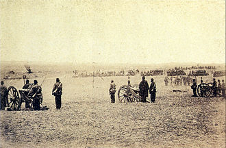 The Uruguayan Army at the Battle of Sauce, 1866 Battle of Potrero Sauce 01.jpg