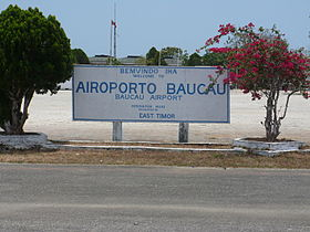 Image illustrative de l'article Aéroport de Baucau