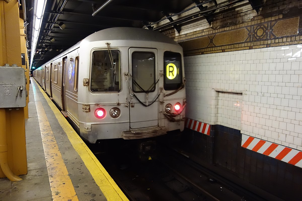 R  New York City Subway Service