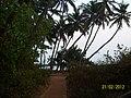 Beach approach Near Redi Ganesh Mandir in Sindhudurg - panoramio.jpg