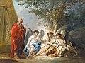 Beaux-Arts de Carcassonne - Abraham visité par trois anges - Jacques Gamelin - Joconde04400001308.jpg