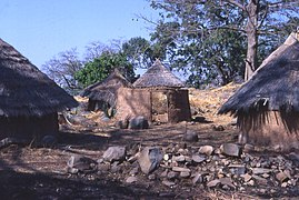 Bedik village of Iwol, Southeast Sénégal (462983188).jpg