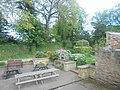 Beer garden, Railway Inn, Spofforth, North Yorkshire (4th May 2019) 001.jpg