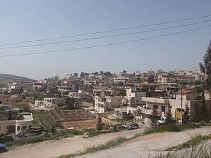 Beit Ummar - Beit Ummar, in 2011