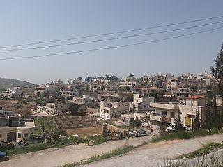 Beit Ummar Municipality type B in Hebron, State of Palestine