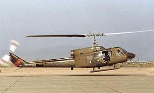 Bell 214 - Bell 214 in Oman, 1982