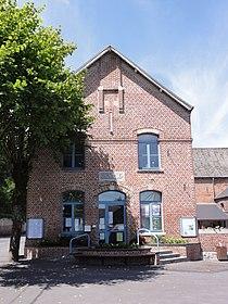Bellignies (Nord, Fr) mairie.JPG