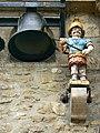 Bellringer 2, Carfax Tower, Queen Street, Oxford - geograph.org.uk - 2358722.jpg