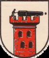 Belz coat of arms (Kawa Hag).png