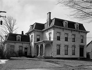 Benjamin Wade - Wade's home in Jefferson, Ohio