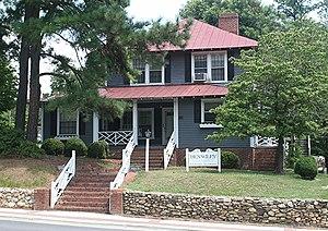 Fuquay-Varina, North Carolina - Ben Wiley Hotel