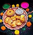 Bengali Holi special sweet dish.jpg
