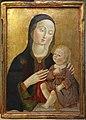 Benvenuto di giovanni, madonna col bambino, xv secolo, 01.jpg