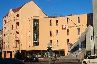 Caritas Internationalis - Nursery home of the German Caritas