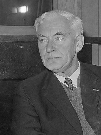 Bert Röling - Bert Röling in 1972