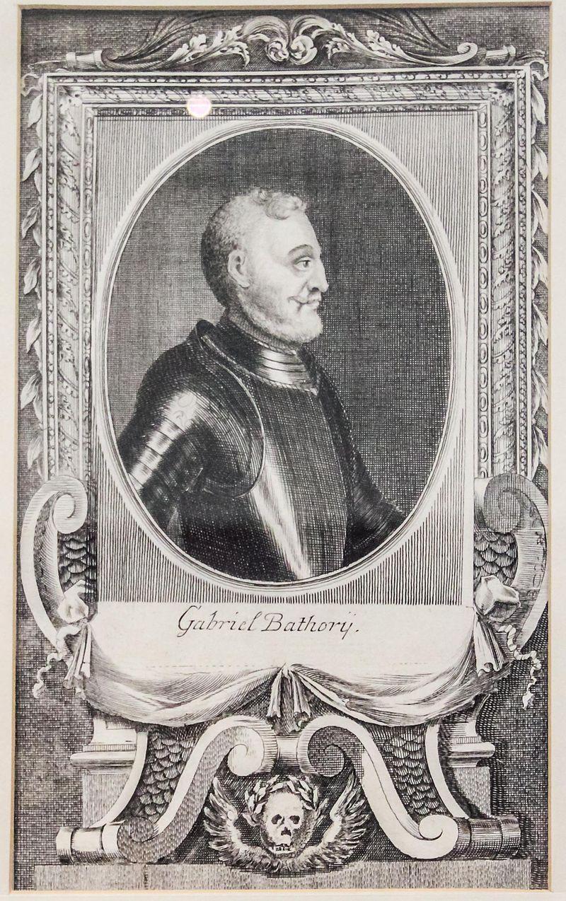 Báthory Gábor Erdély fejedelme