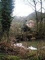 Beside the stream - geograph.org.uk - 1746060.jpg