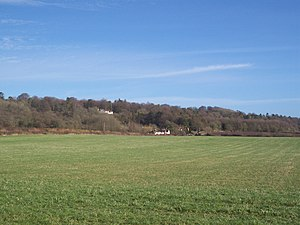 Betsom's Hill - View of Betsom's Hill from the south-west