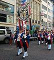 Beueler Stadtsoldaten Standarte 2012.jpg