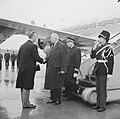 Bezoek President De Gaulle aan Nederland. De Gaulle en Baron Lynden, Bestanddeelnr 914-9328.jpg