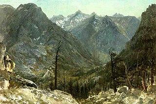 The Sierra Nevadas