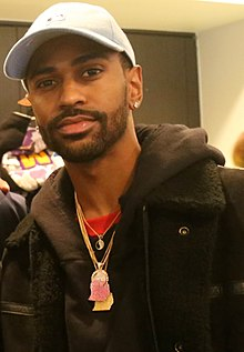 Big Sean - the cool, enchanting, arrogant, talented,  musician  with Afro-American roots in 2019