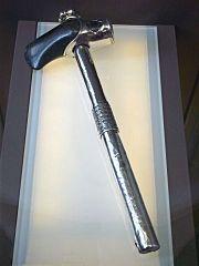 Saint Martins hammer