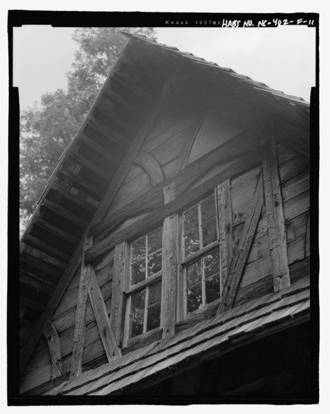 File:Biltmore Forestry School, Black Forest Lodge, Brevard, Transylvania County, NC HABS NC-402-F-11.tif