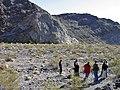 Bioherm (Tin Mountain Limestone, Lower Mississippian; Funeral Mountains, Inyo County, California, USA) 2 (45437683135).jpg