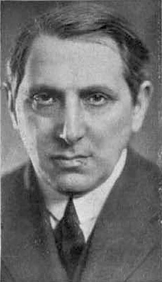 Lajos Bíró - Image: Biró Lajos