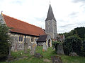 Birchington All Saints Church 01 - From southwest.jpg