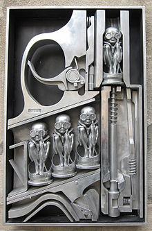 H.R. Giger's Birth Machine
