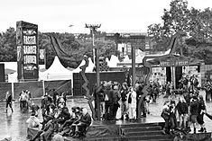 Black and white photographs of Wacken Open Air 2015 05.jpg