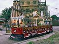 Blackpool Corporation Transport car number 166.jpg