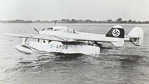 Hamburger Flugzeugbau - Image: Blohm & Voss Bv 138 (15083538688)