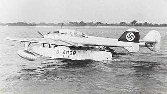 Blohm & Voss BV 138 - The second prototype Ha 138/BV 138 V2