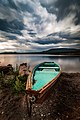 Boat on the Lake Zyuratkul.jpg