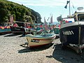 Boats on Cadgwith Beach - geograph.org.uk - 892654.jpg