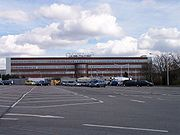 An Opel Factory in Bochum