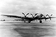 Boeing XB-38 Flying Fortress