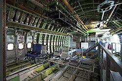 definition of fuselage