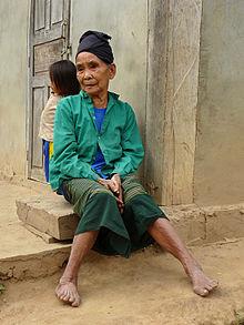 Khmu people - Wikipedia