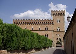 The Bolgheri Castle