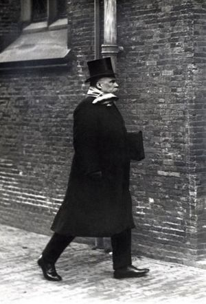 Gerard Bolland - Bolland in Leiden (1917)