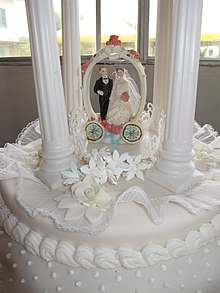 Super Wedding Cake Wikipedia Funny Birthday Cards Online Aboleapandamsfinfo